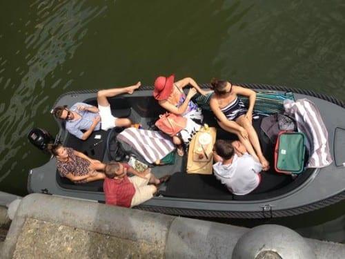 Zou dit de oplossing zijn voor (illegale) boatsharing startups?