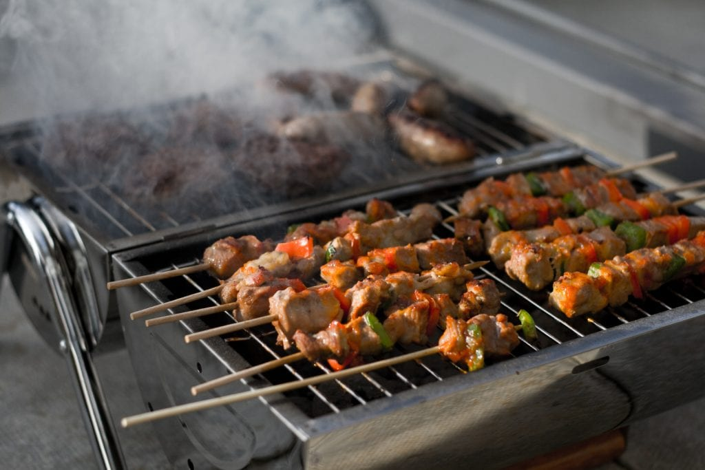 Met dit kookstel kun je lekker hip en duurzaam BBQ-en
