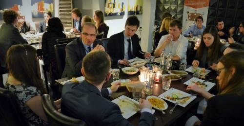 Met de startup Networktables zit je aan tafel met de juiste mensen