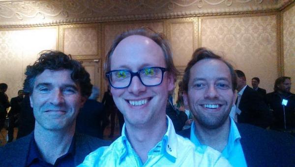 Nederland is een fintech community en een award rijker