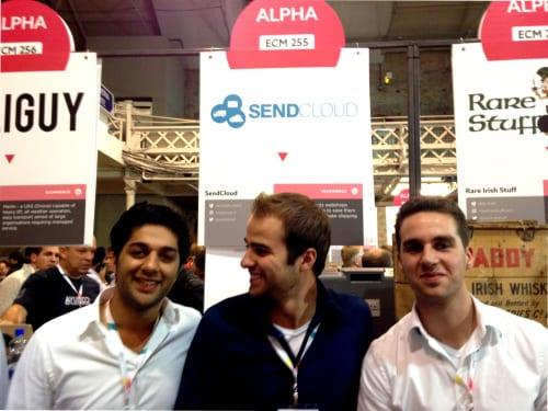 Het ultieme startup verhaal van SendCloud