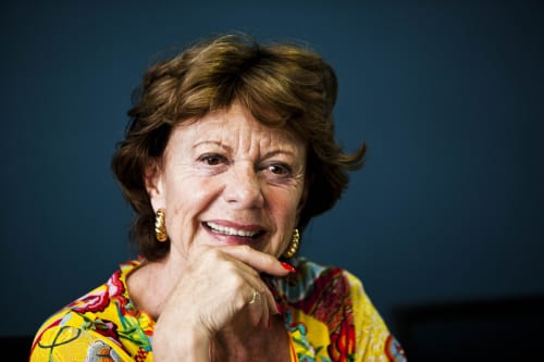 Neelie Kroes wil nieuw investeringsfonds van 400 miljoen euro opzetten