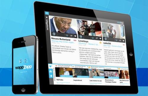 """Nederlandse Netflix-concurrent Wappzapp zet scherm op zwart: """"Onwijs balen"""""""