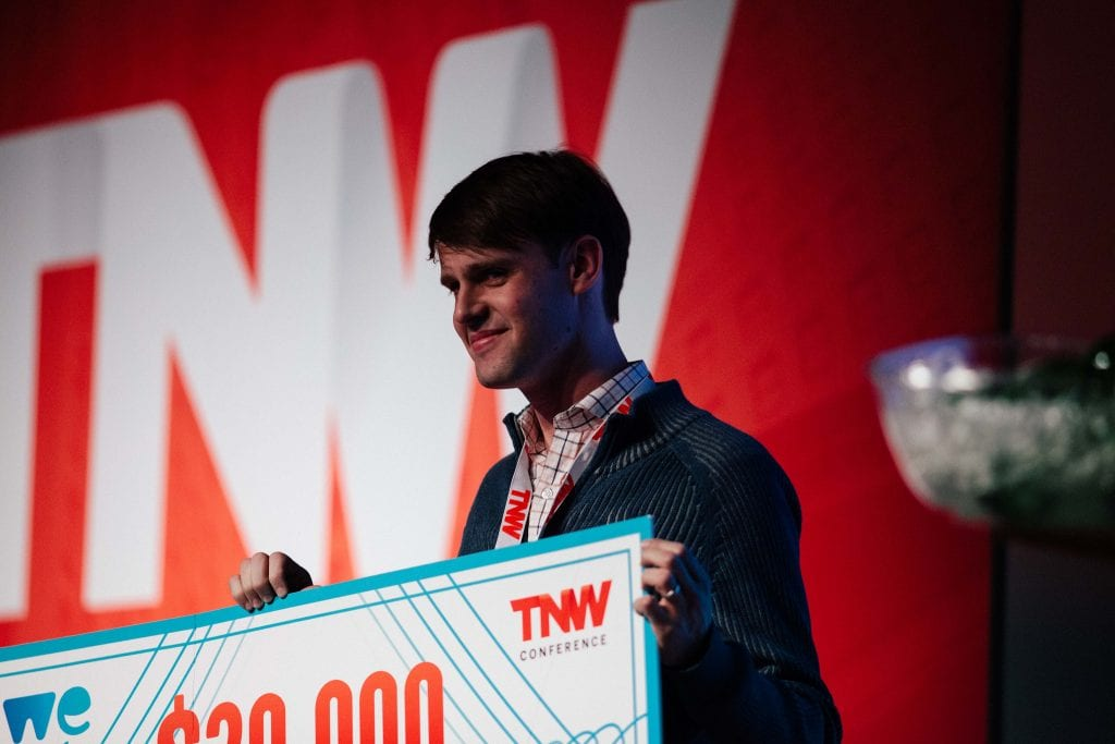 HenQ investeert €100K in één startup op The Next Web Conference