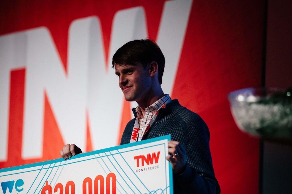 HenQ investeert €100K in één startup op The Next Web Conference