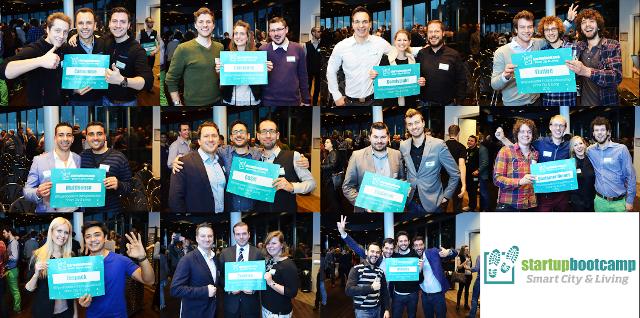 Deze elf startups zijn geselecteerd voor Startupbootcamp Smart City & Living
