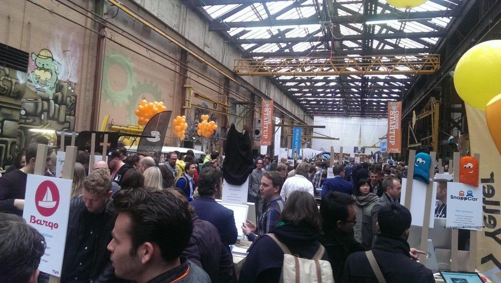 Festival Uprise brengt startups en werkzoekenden samen