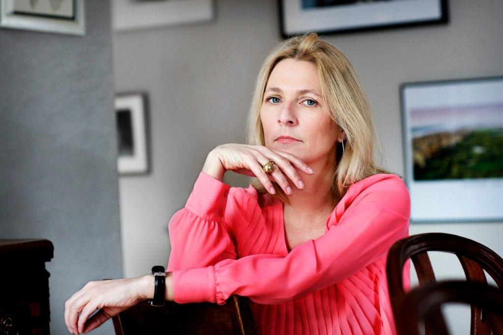 Simone Brummelhuis: 'Maar klein aantal vrouwelijk ondernemers begint startup'