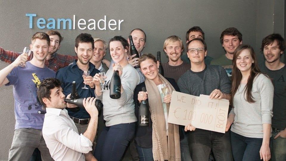 Belgische winnaar van TNW Boost scoort 2,5 miljoen Series A