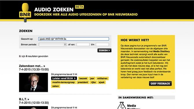 BNR_AudioZoeken
