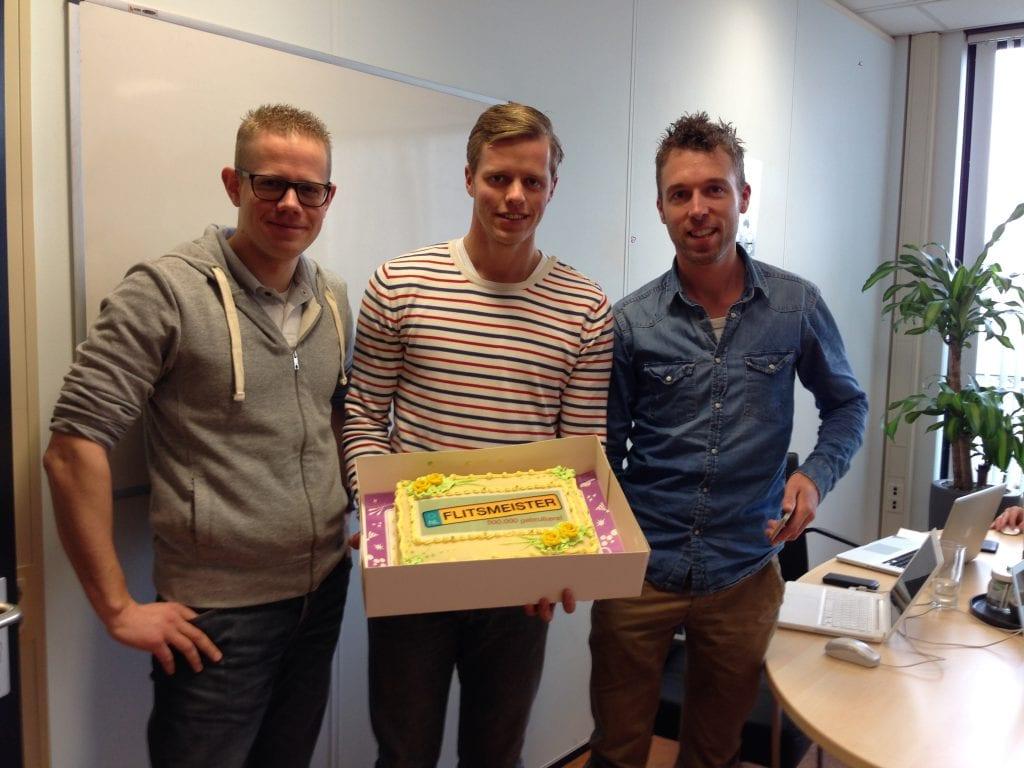 Mijlpaal: startup Flitsmeister heeft de allerbeste reisapplicatie