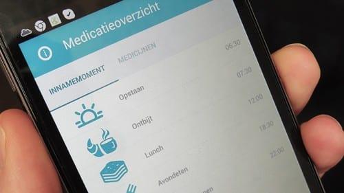 Deze Nederlandse startup houdt medicijngebruik overzichtelijk met een app