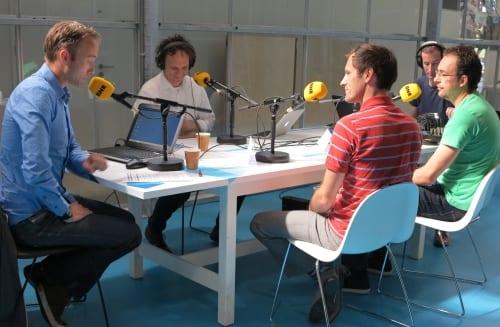 Mijlpaal: Media Distillery laat iedereen in BNR's radioarchief neuzen