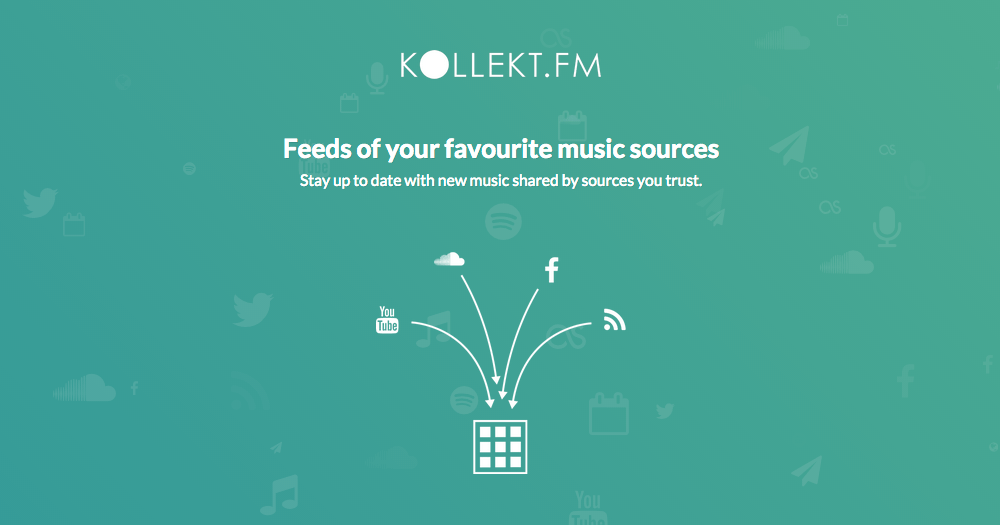 Amsterdamse startup kollekt.fm wordt 'IFTTT voor muziek'