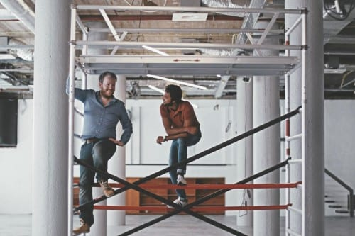 Aan startup-offices geen gebrek: TSO en B.Amsterdam breiden uit