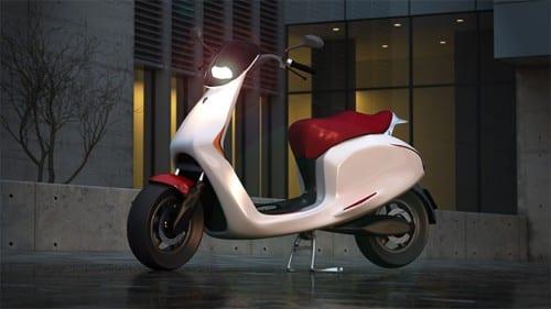 Rotterdamse startup Bolt doet toffe smart-scooter in de voorverkoop