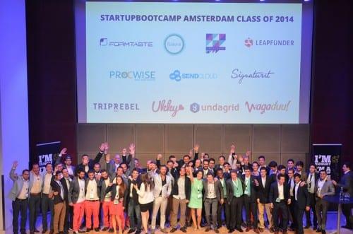 Pitch je startup bij Fasttrack-dagen van Startupbootcamp