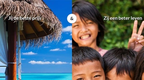 Travel-startup Weliketoshare laat gasten automatisch goede doelen steunen