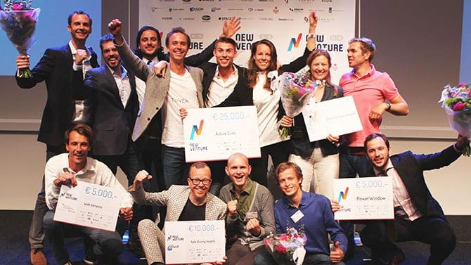 'Tovertafel' voor ouderen meest innovatieve startup bij New Ventures