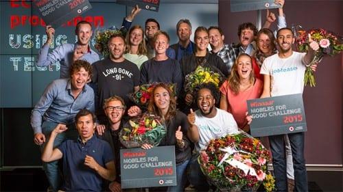 Deze 6 startups krijgen samen 180K van Vodafone