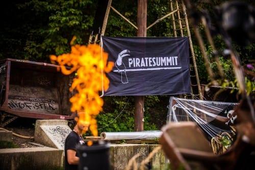 Pirate Summit, Cologne, Germany 3 September 2014 - Image by Dan Taylor/Heisenberg Media