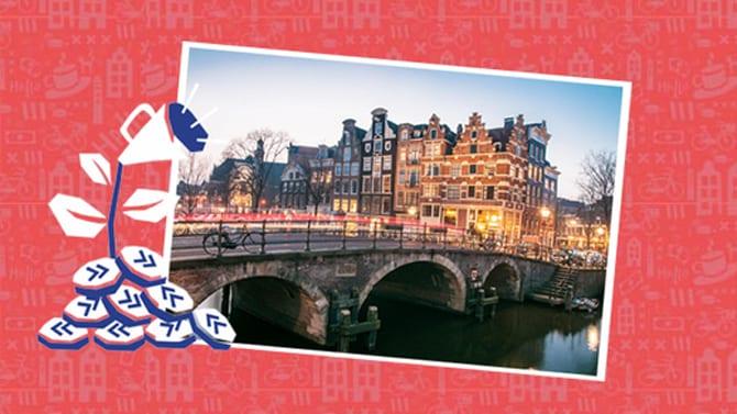 Eind september is Amsterdam week lang 'startup-capital'