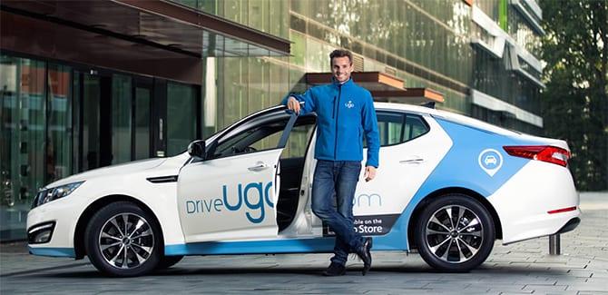 Zo kreeg Amsterdamse startup Drive UGO de grootste taxi-app van het land