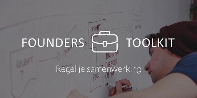 Met de Founders Toolkit regelen startup-founders hun papierwinkel