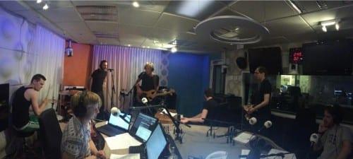 Aankomende nacht staat Radio 1 in teken van startups