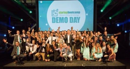 Dit was het hete nieuws van Startupbootcamp Demo Day
