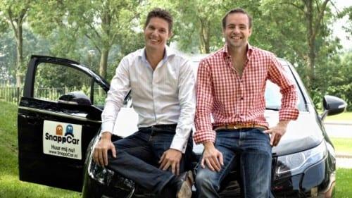 Autodeel-startup Snappcar passeert grens van €1 miljoen crowdfunding