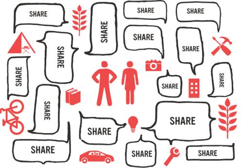 De opkomst van de deeleconomie