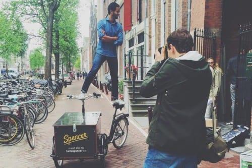 Over en sluiten voor Nederlandse on demand-startup Spencer