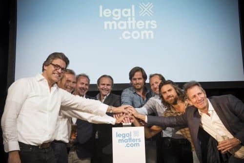 Legal tech startups zijn hot: nu ook zes ton voor LegalMatters van oud-MD Hyves