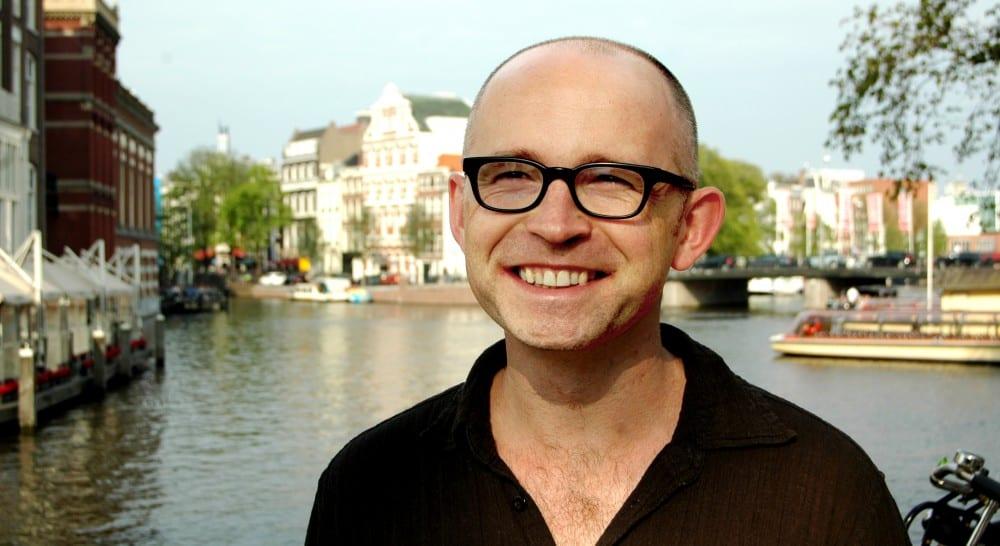 Maak kennis met Paul O'Connell, de ondernemer achter UPRISE Festival