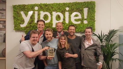 Amsterdamse startup Yippie krijgt 6 ton voor offline shopping-app