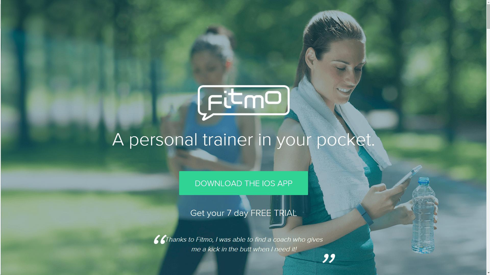 Nieuwe investeerder voor fitness app Fitmo