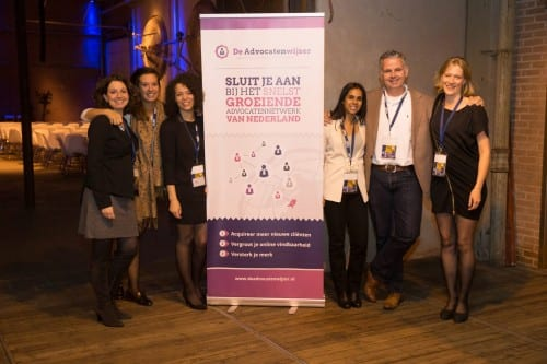 Legal tech startup De Advocatenwijzer haalt 250.000 euro op