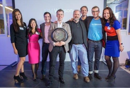 Supercomputer Watson steeds waardevoller voor startups