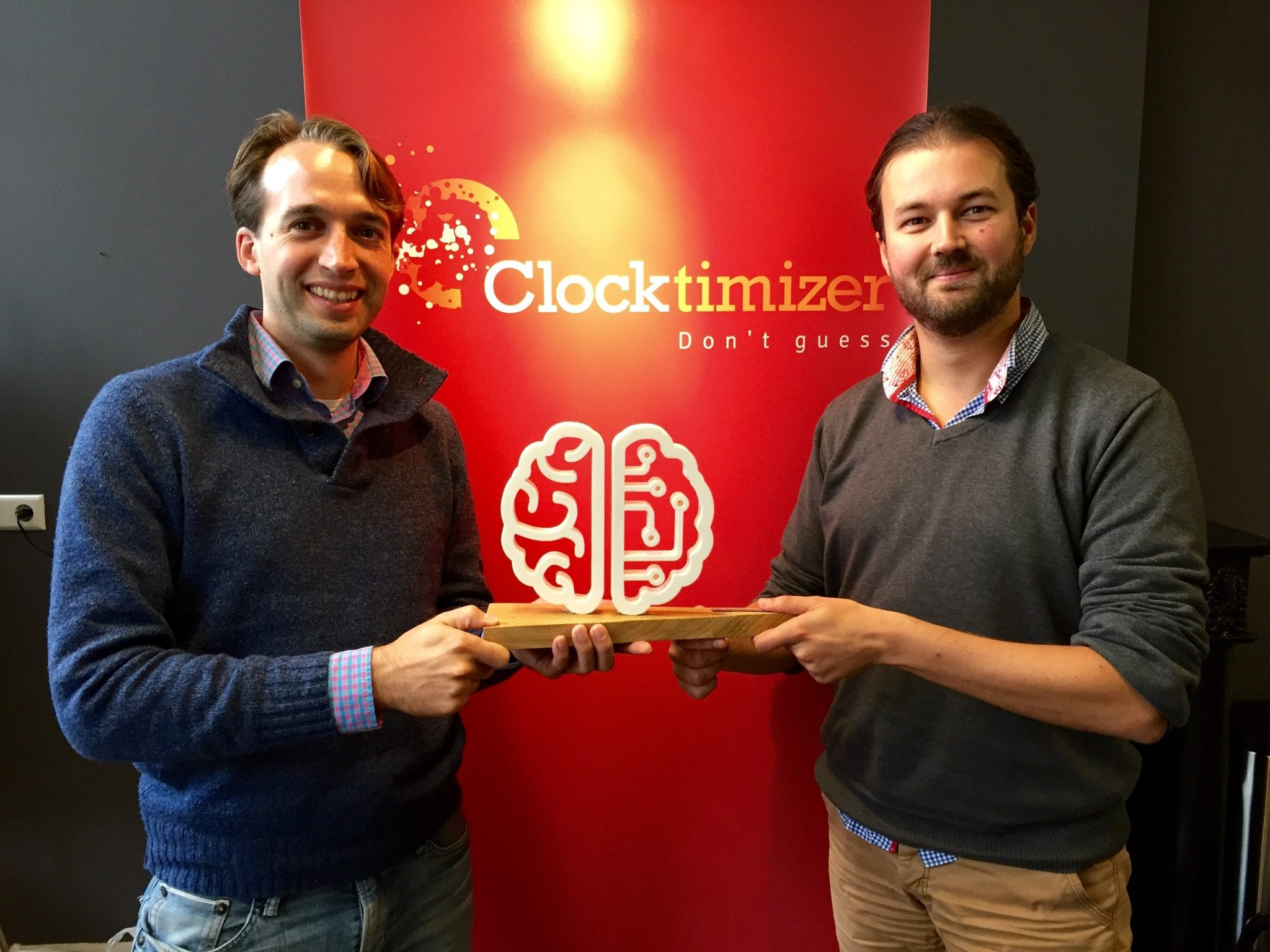 Utrechtse startup Clocktimizer winnaar van Legal Tech Startup Award