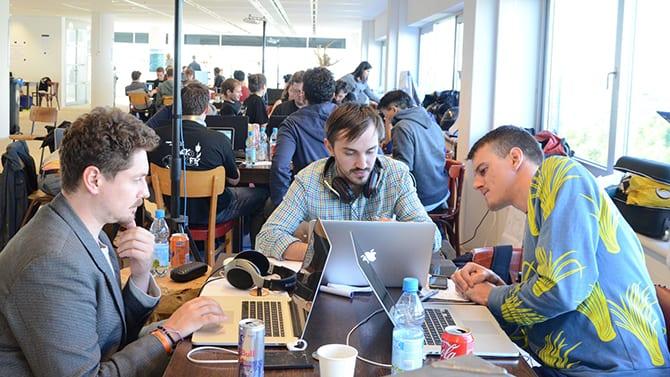 Developers kunnen hun lol op bij de tweede Dutch Open Hackathon