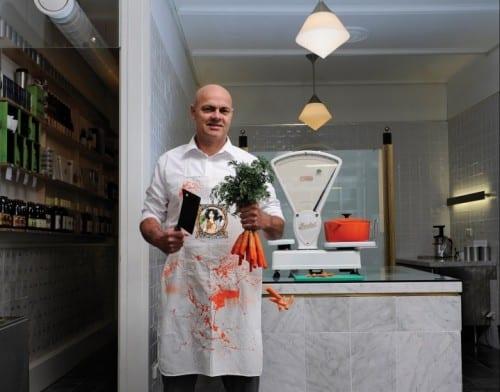 De Vegetarische Slager gaat naar de 'beurs'