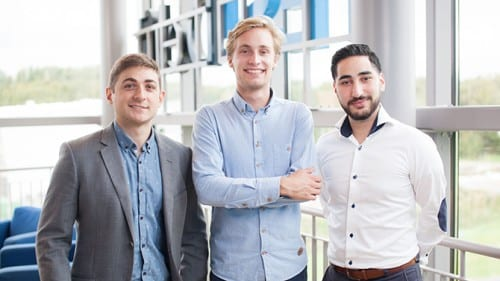 Nederlandse startup laat Web Summit kennismaken met het nieuwe kennismaken