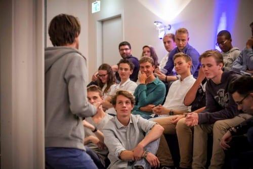 Startup-community Young Creators lanceert exclusieve co-workingplek voor jonge ondernemers