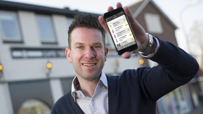 Horeca-app BarDoggy kan met €575.000 'blijven bewateren'