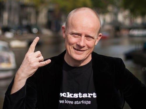 Maak kennis met Freerk Bisschop: nieuwe hopman van Rockstart Smart Energy