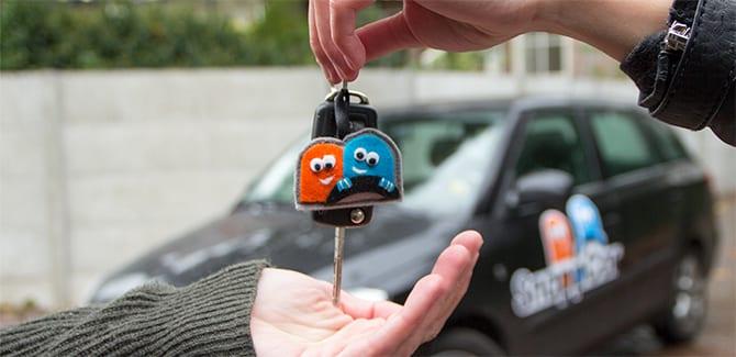 SnappCar op rooftocht, neemt Zweedse FlexiDrive over