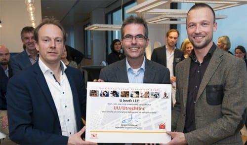 Startup-incubator UtrechtInc krijgt tonnen en ruimte voor 30 duurzame startups