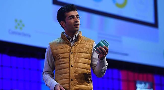 Amsterdamse 'Fitbit voor koeien' groot succes op Web Summit PITCH competitie