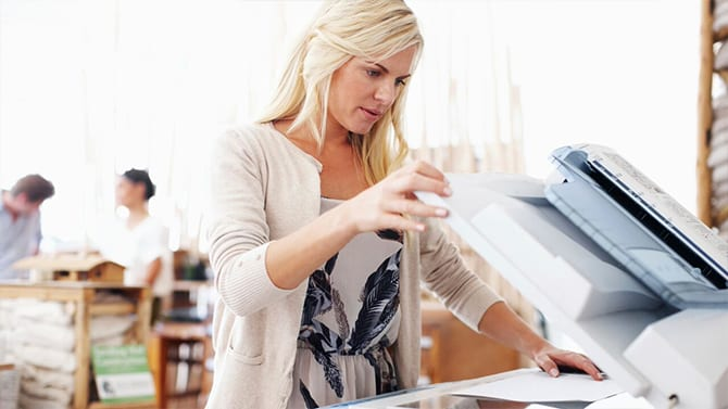 Zes tips voor veiliger printmanagement
